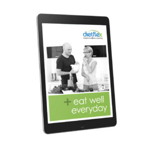 Eat very Well Everyday - recipe book Loz Life